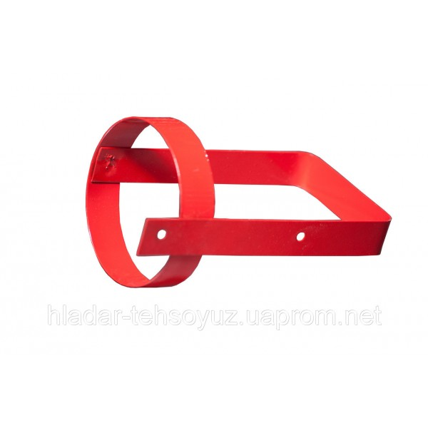 Mounting bracket for powder fire extinguisher 1 kg