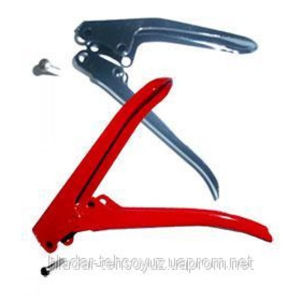 Комплект ручок (верхня + нижня) до запірно-пусковому прилади (30 * 1,5) порошкового вогнегасника