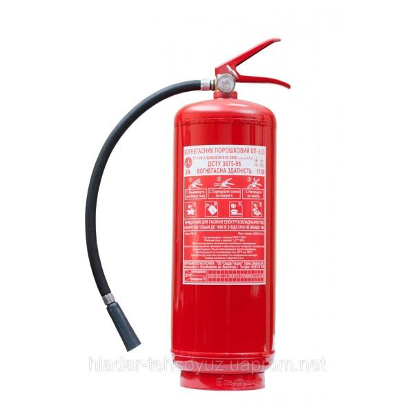 Огнетушитель ОП-6 (з)