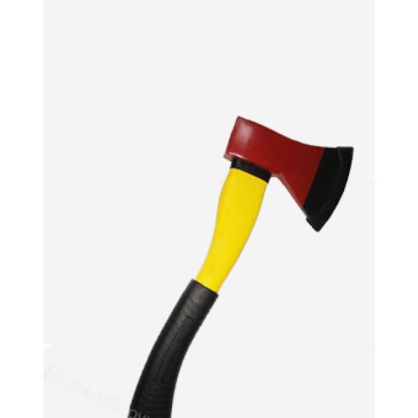 Топор пожарный диэлектрический (резиновая ручка)
